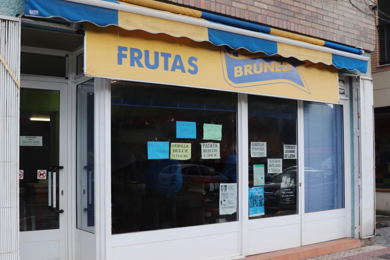 Tienda de Frutas Bruned en Calle Serrablo, 5, Sabiñánigo (Huesca)