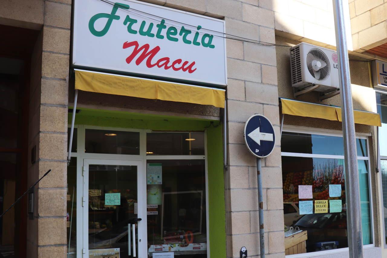Tienda de Frutería Macu en Avenida Zaragoza, 15, Jaca (Huesca)